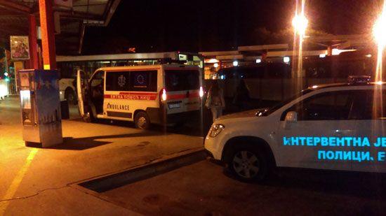 Umrla žena na prigradskoj autobuskoj stanici