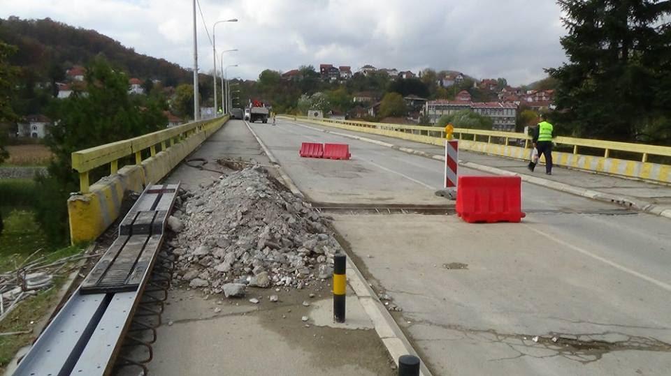 "Rekonstruiše se ""Novi most"" preko Južne Morave"