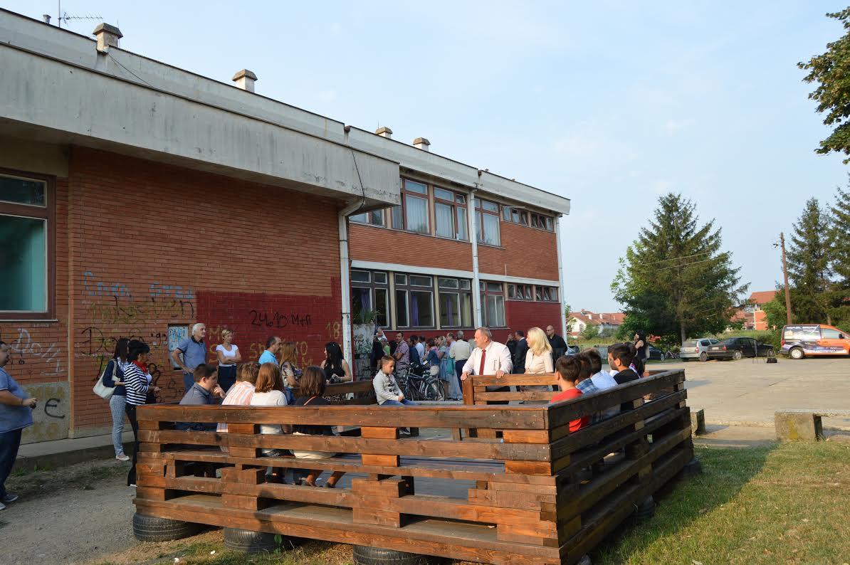 EU i Vlada Švajcarske izdvojile 95.000 evra za uređenje škole u Leskovcu