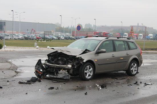 U sudaru dva vozila povređeno dete