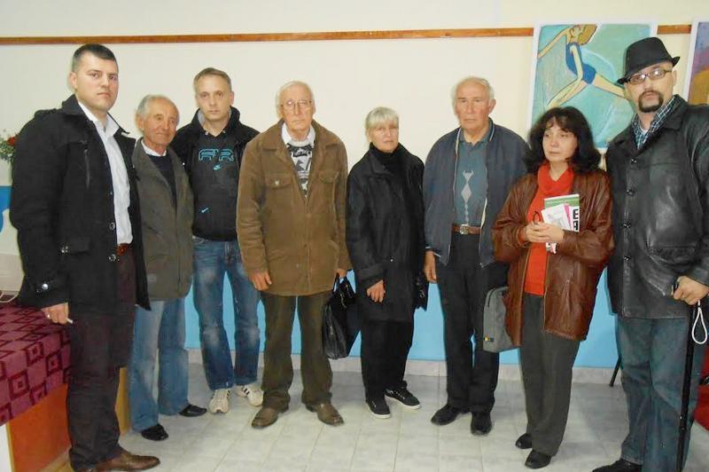 Brestovčani se sećaju svog pesnika Miše Cvetanovića