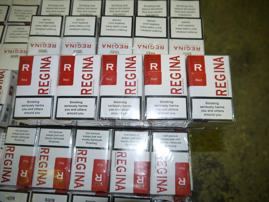 Zaplenjeno više od tri miliona cigareta