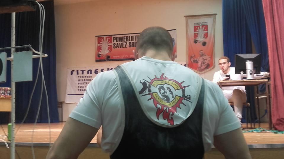 Leskovčanin zvanični državni šampion – podigao 230 kilograma!