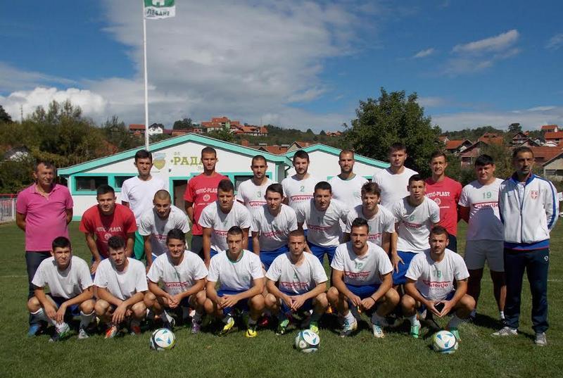 Jablanica na kraju sezone druga na tabeli
