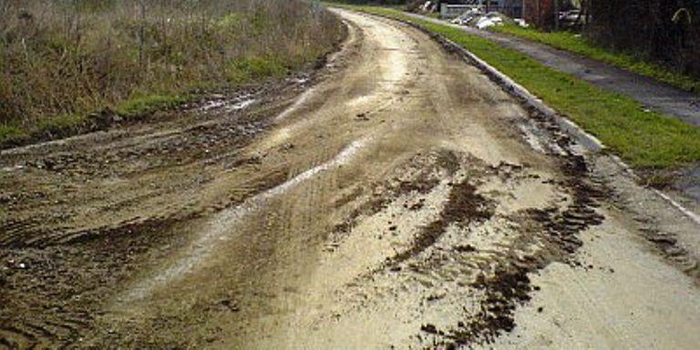 Za blato na asfaltu kazna 50.000 dinara ili mesec dana zatvora