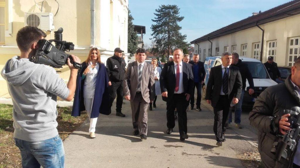 107 GODINA LESKOVAČKE BOLNICE: Danas među najboljima u Srbiji