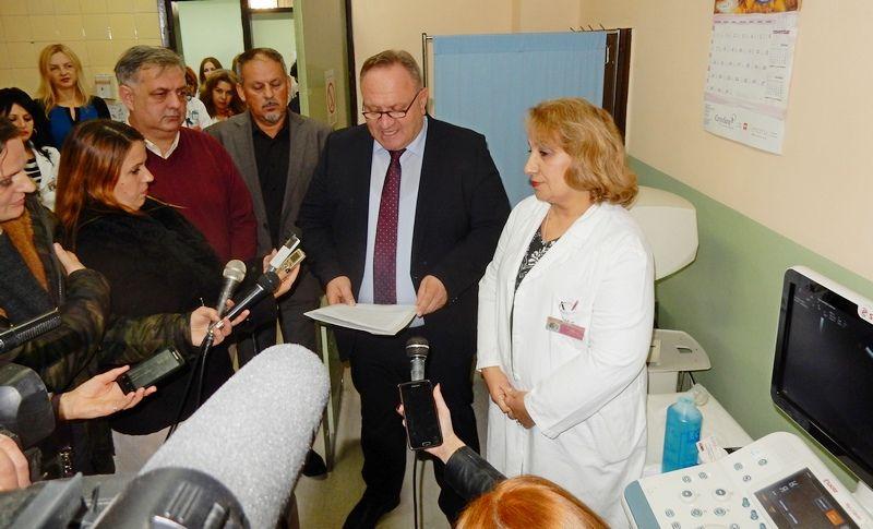 Leskovački dom zdravlja otvara prvi Citoskrining centar u Srbiji
