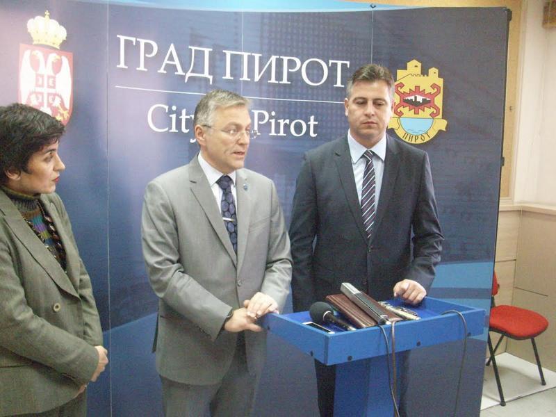Privrednici iz Finske zainteresovani za ulaganja u pirotski kraj