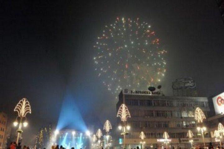 Za doček Nove godine pet miliona dinara iz gradske kase