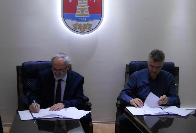 Opština Pantelej uspostavlja saradnju sa Kavadarcima