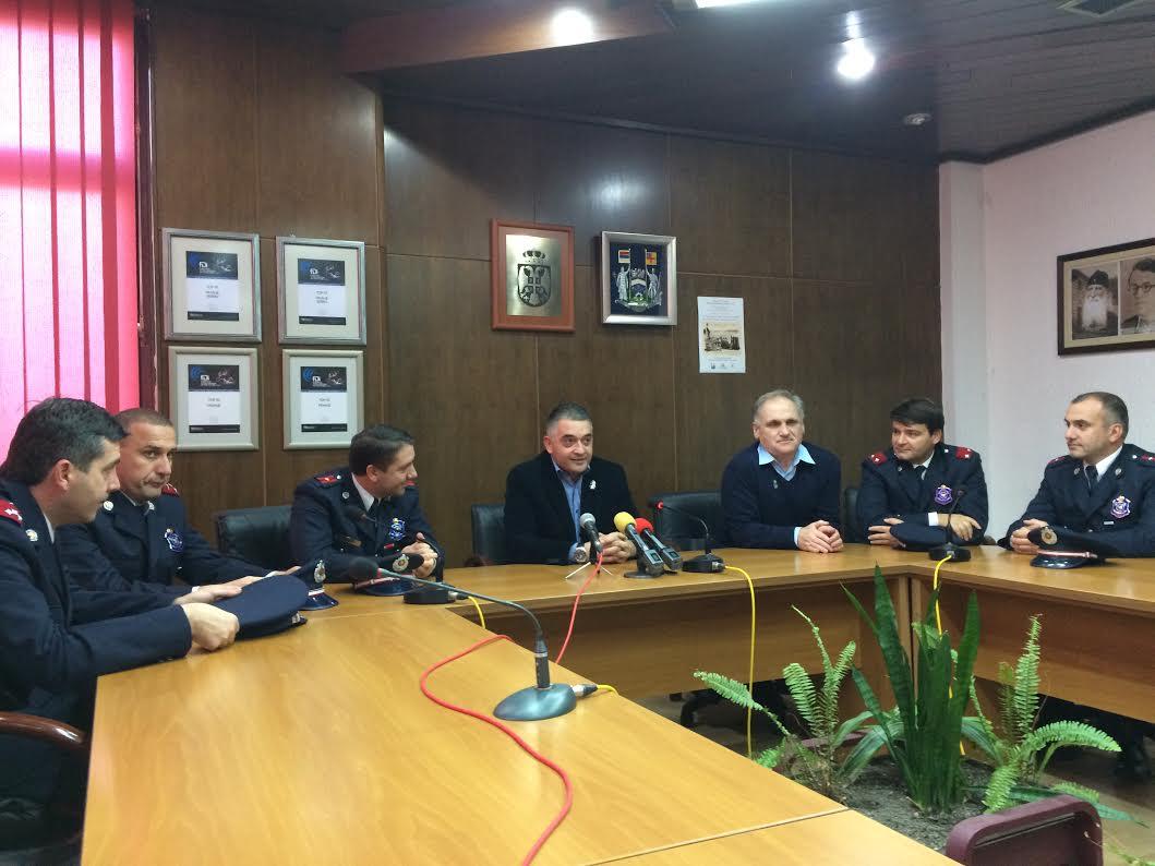 Vranje gradi  Regionalni centar za vanredne situacije
