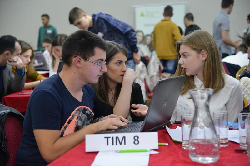 Sutra takmičenje srednjoškolca Poslovni izazov u Leskovcu