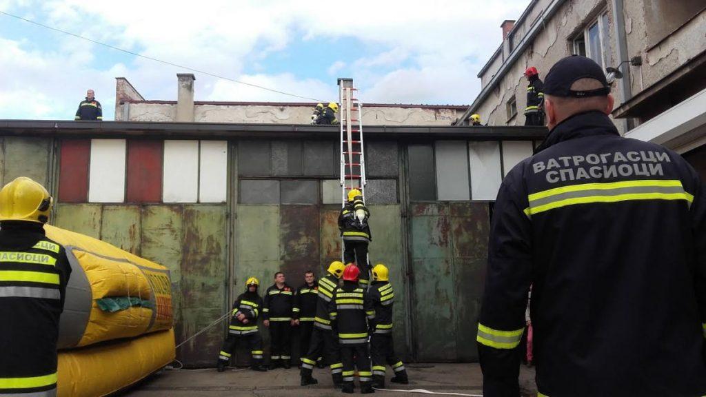 Posao za 200 novih vatrogasaca, na jugu Srbije za 25