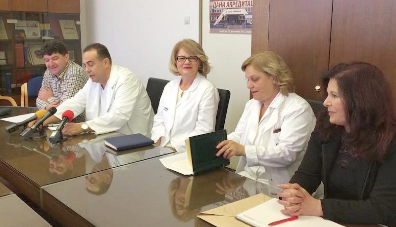 OTKAZE dobila 33 lekara, 10 sestara i 18 nemedicinskih radnika