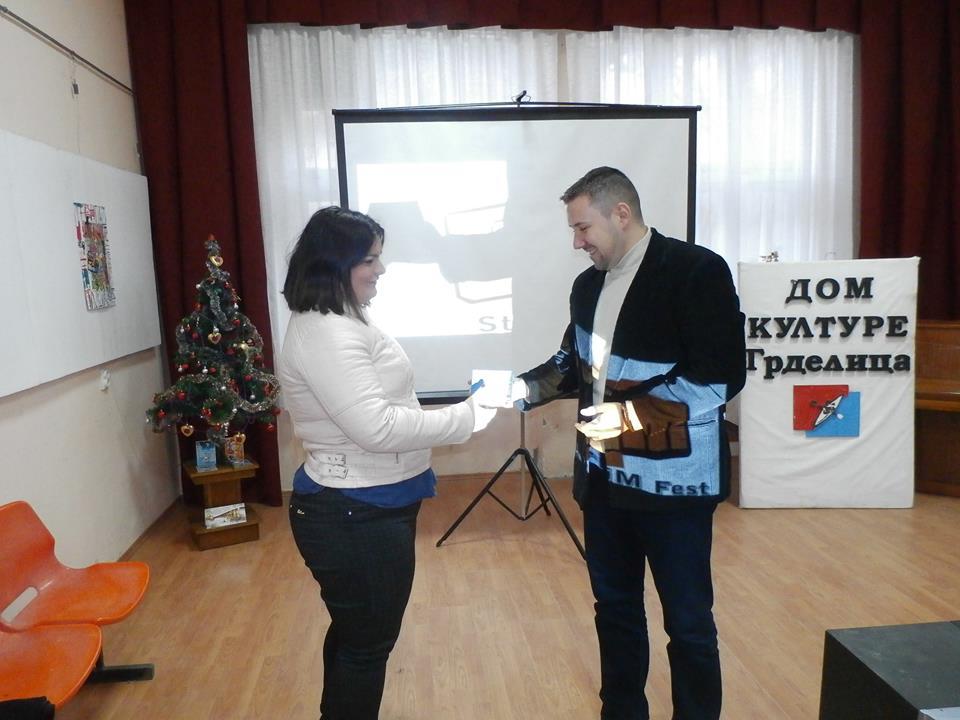 """Slava"" pobednik trećeg STRIM festa (VIDEO)"