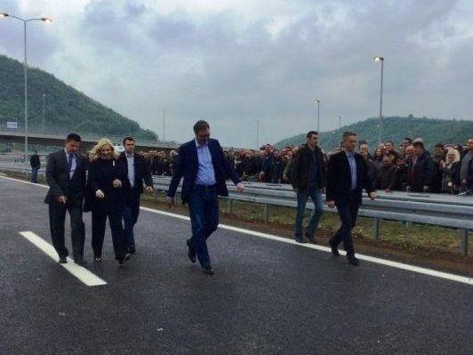 Vučić: Novim auto-putem za Grčku do kraja godine