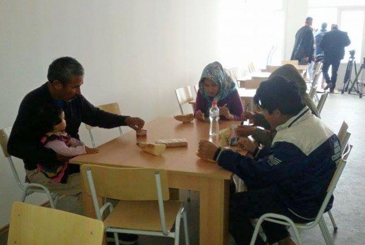 Novi prihvatni centar i izbegličke priče