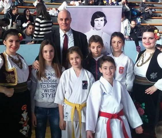 Mina Stojković zadržala tron u karate ligi Srbije