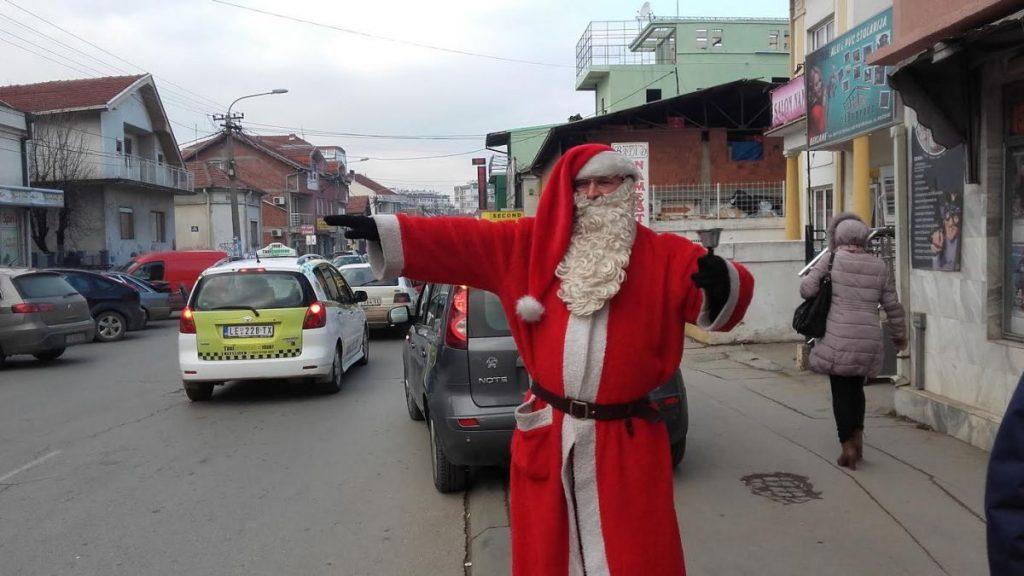 Deda Džo – Najveseliji Deda Mraz u Leskovcu