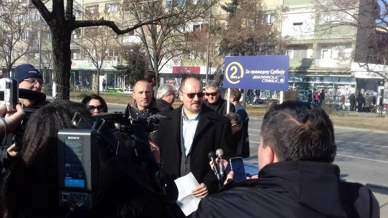 DS: Srbija već 4 godine stoji u mestu