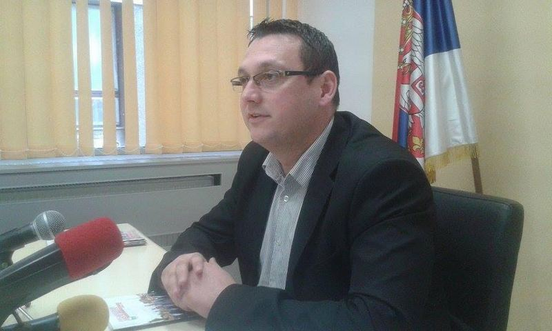 Goran Mladenović : Industrija i poljoprivreda obrazac za razvoj