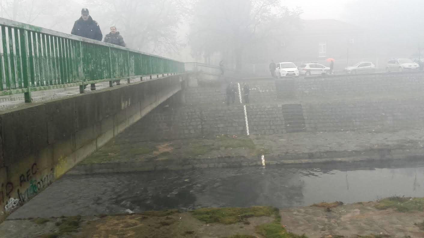 TRAGEDIJA Mladić se obesio ispod mosta u centru Leskovca