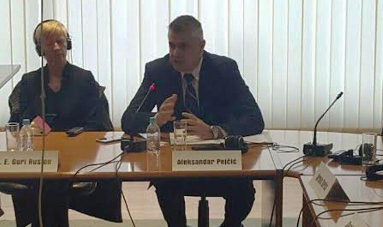 Pejčić u Sarajevu protiv korupcije