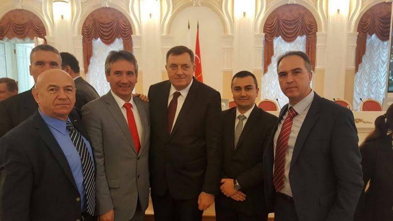 Milenković i Kostić na kongresu u Sankt Peterbrugu