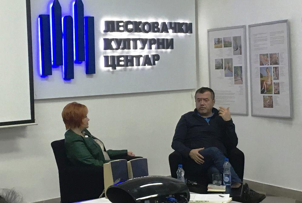 Pištalo: U Leskovcu sam kao kod prijatelja