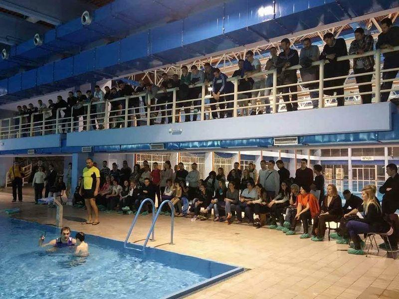 Seminar o plivanju dece sa autizmom