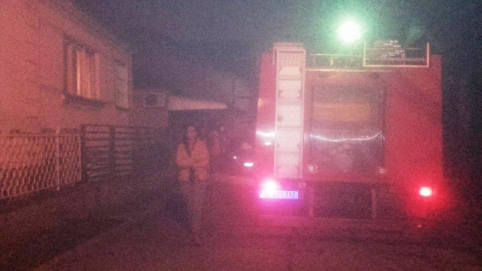 Zapaljeni dimnjak uznemirio ceo komšiluk