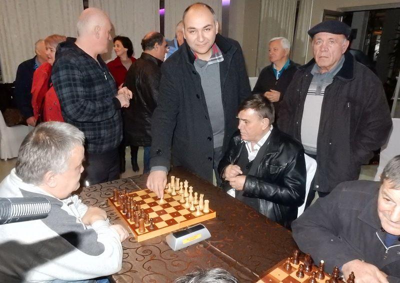Na šahovskom turniru slabovidih takmičari iz Srbije, Makedonije i Bugarske