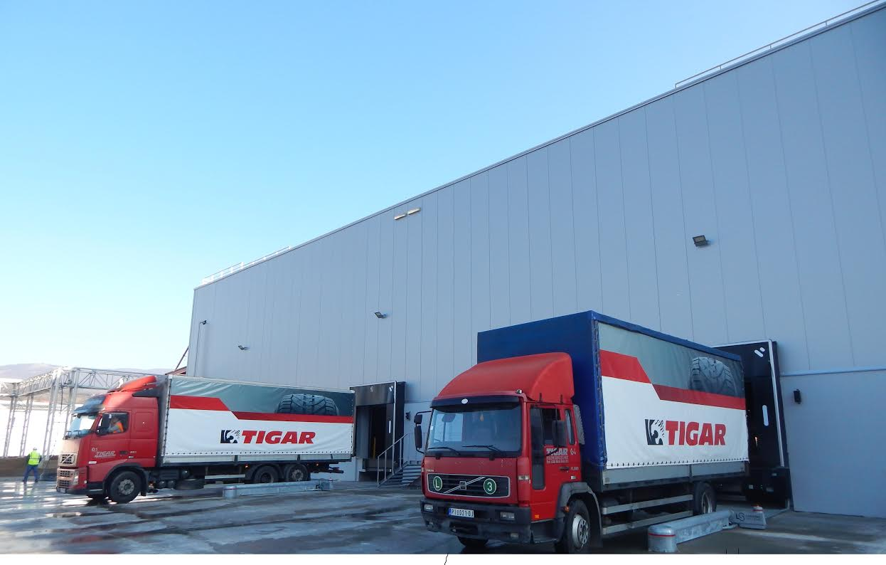 """""""Tigar"""" otvorio novi magacin povezan sa Koridorom 10"""