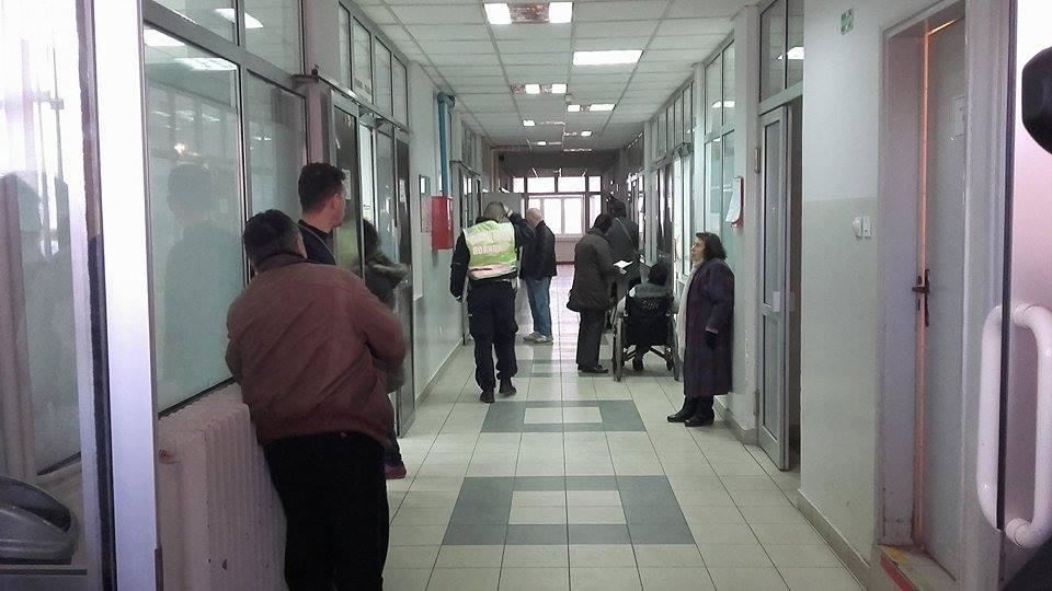Sudar kod Vlasotinca, dve osobe povređene