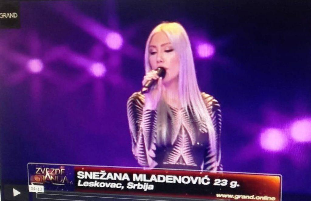 """Ona je """"oduvala"""" Zvezde Granda, žiri izvređao Leskovčane (VIDEO)"""