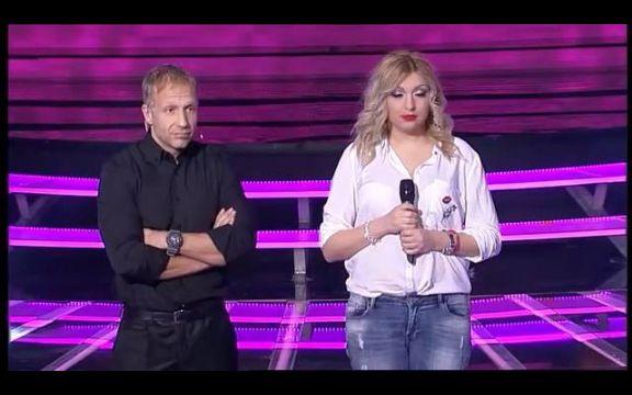 Kad se Leskovčanka naljuti na žiri, izvređa Maju Nikolić i napusti takmičenje (VIDEO)