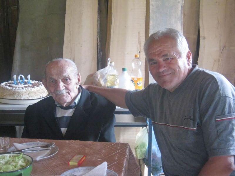 Nisam se nikada nervirao, zato sam dočekao 102. godinu