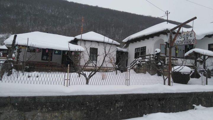 KAD HLADNA PLANINA POKAŽE ZUBE Kako žive meštani staroplaninskog sela Rsovci