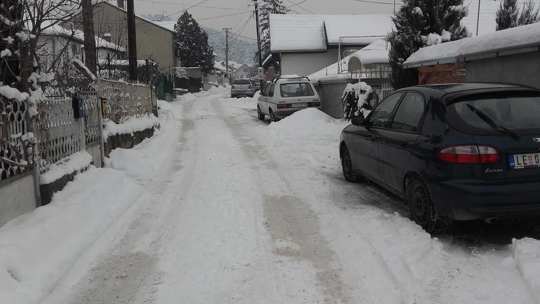 Leskovac jutros ponovo najhladniji grad u Srbiji