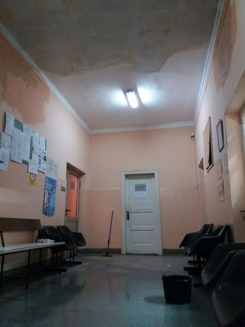 Potop u Zdravstvenoj stanici broj 4