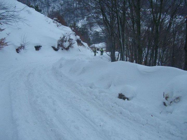 Čisti se sneg, prohodno do većine sela