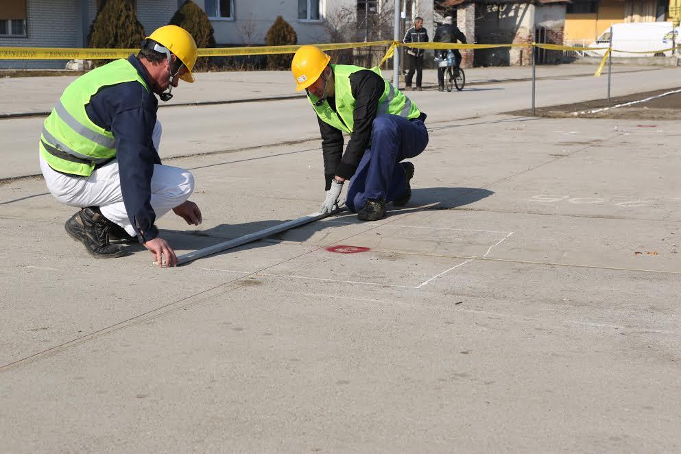 Počela izgradnja Tržnog centra u Doljevcu