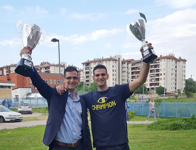 Blizanci Slobodan i Stevan Stefanović udahnuli život kraljici sporta