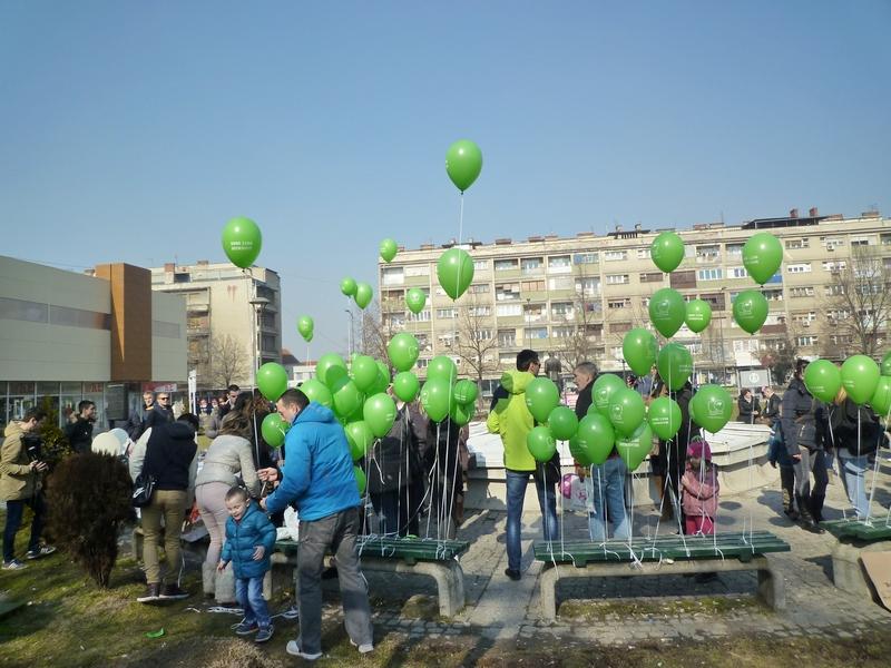 NURDOR Pomognimo završetak Dečjeg hemo-onkološkog odeljenja u Nišu