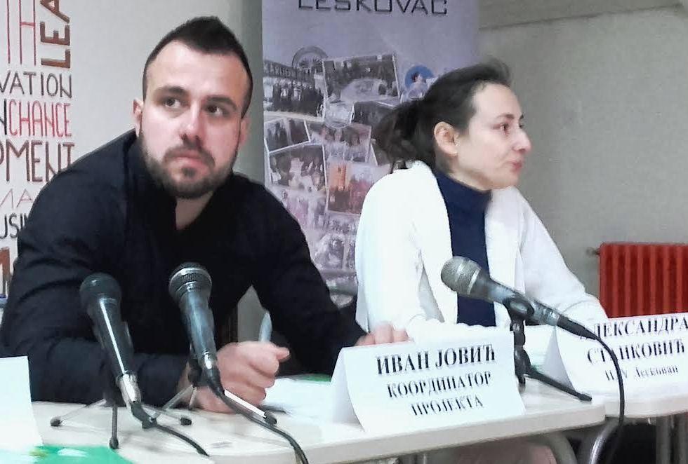 Kako postati uspešan mladi biznismen u Lebanu, Bojniku, Medveđi i Leskovcu