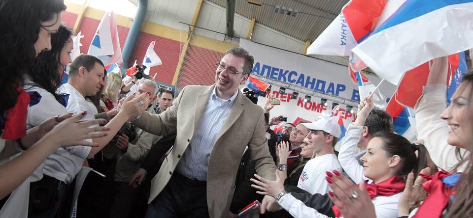 Da li se Vučić pred izbore kune u Leskovac? (VIDEO)