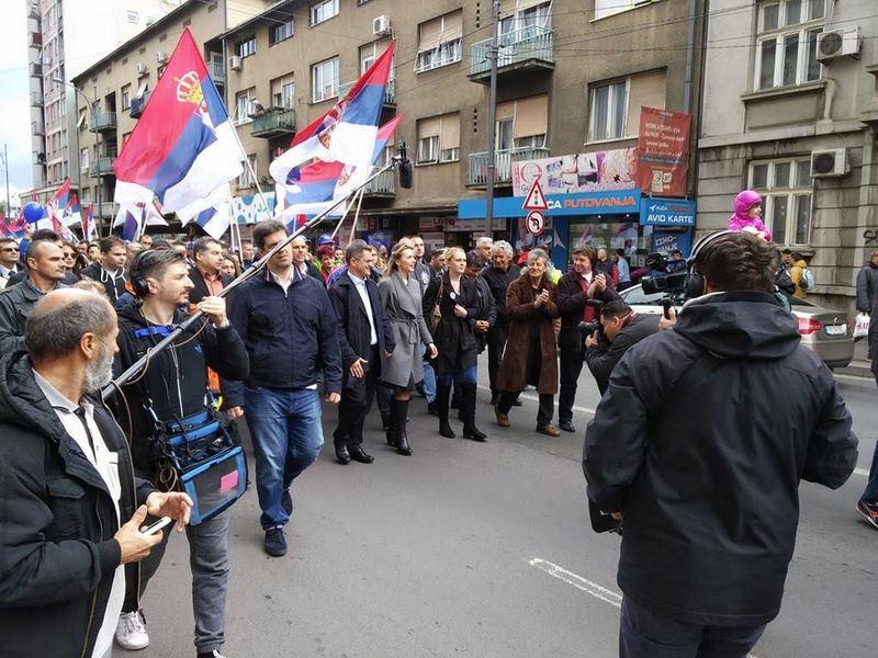 Jeremić: Ne treba nam koridor velike Albanije