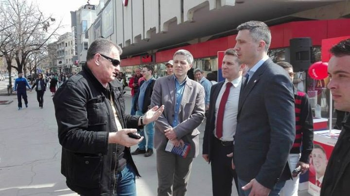 Obradović: Ili će politička mafija pobediti na izborima, ili će narod pobediti mafiju