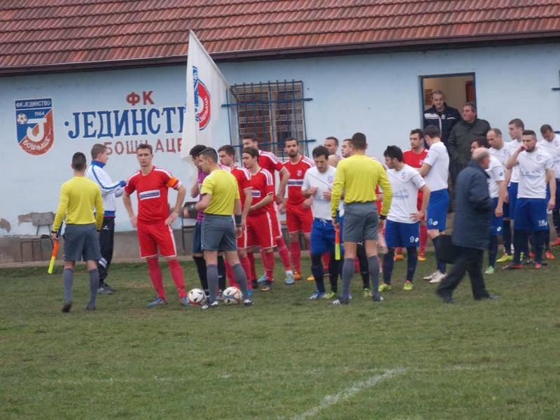 Duel između Jedinstva i Temnića 1926 – bez golova