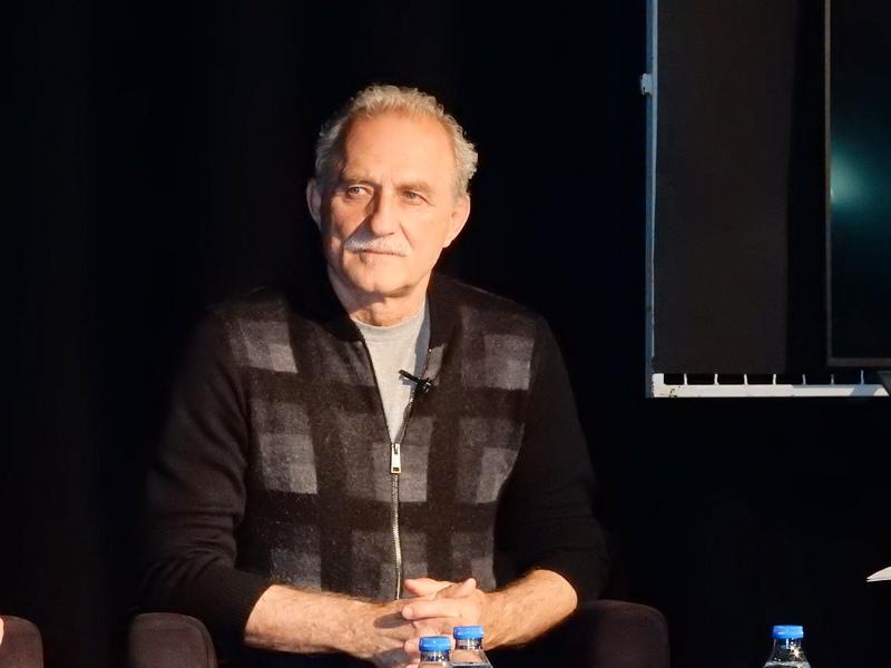 Lazar Ristovski: Ja nisam pisac, već pripovedač